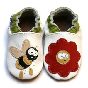 L'abeille, le pollen et la fleur