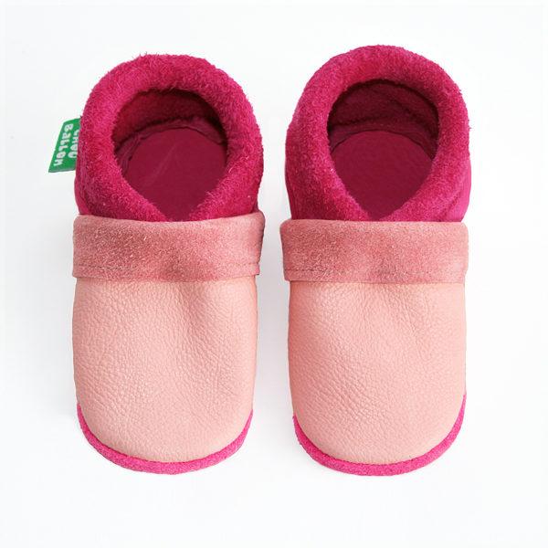 chaussons bicolores français