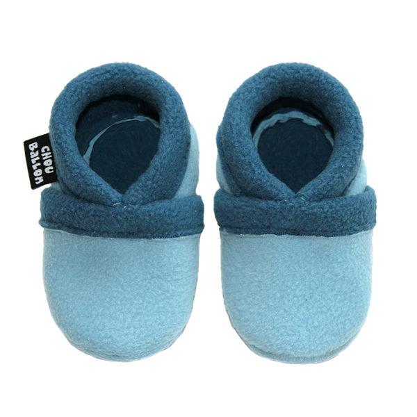 chaussons naissance garçon