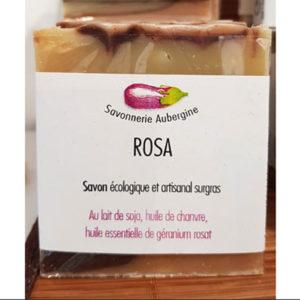 Savon Rosa peau mature
