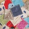 lingettes lavables en coton éponge