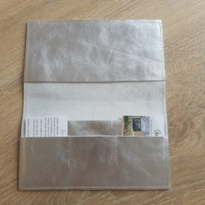 Crozon Protège-chéquier + compartiment Cartes