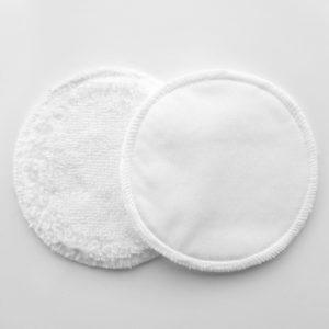 2 Coussinets d'allaitement lavables