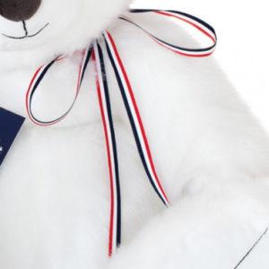 L'ours Français Blanc Neige
